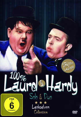 Laurel & Hardy: Solo & Duo - Lachsalven