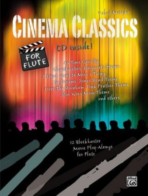 Cinema Classics for Flute, m. 1 Audio
