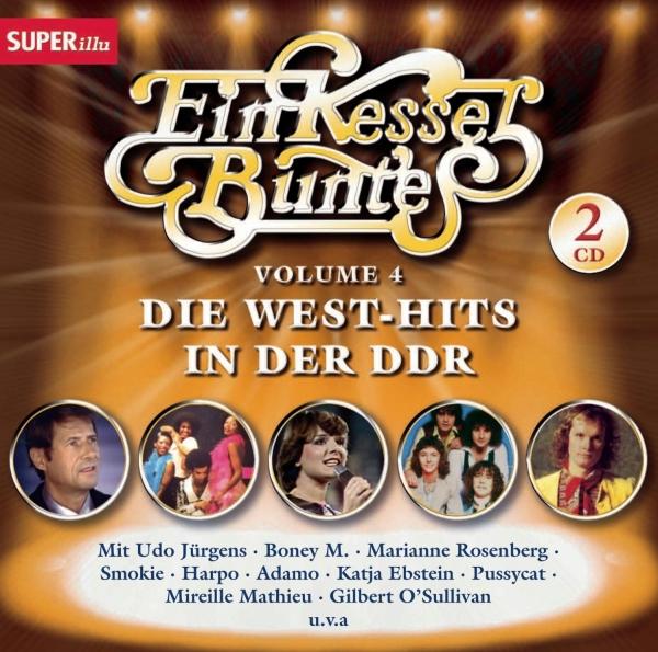 Kessel Buntes - Die West-Hits der DDR