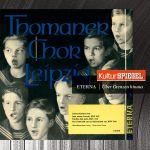 Bach, Motetten, Thomanerchor (CD)