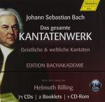 Johann Sebastian Bach - Das gesamte Kantatenwerk