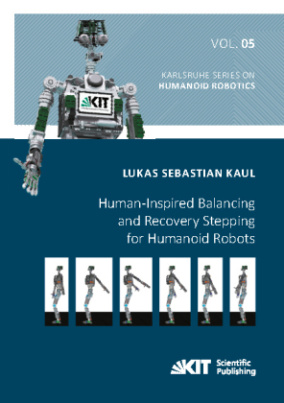 Human-Inspired Balancing and Recovery Stepping for Humanoid Robots