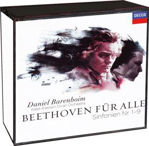 Beethoven für Alle - Sinfonien 1-9 (5 CD)