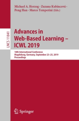 Advances in Web-Based Learning - ICWL 2019