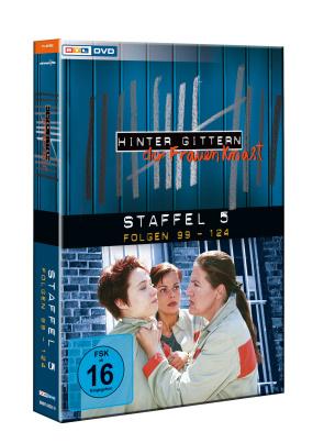 Hinter Gittern - Der Frauenknast: Folgen 99-124