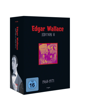 Edgar Wallace DVD Edition 8
