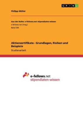 Aktienzertifikate - Grundlagen, Risiken und Beispiele