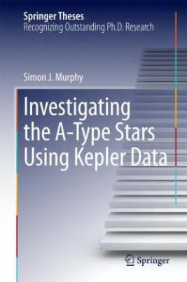 Investigating the A-Type Stars Using Kepler Data