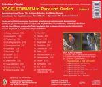 Vogelstimmen in Park und Garten, Edition 1