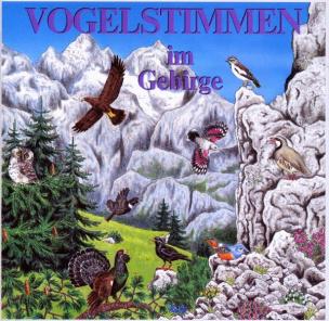 Vogelstimmen im Gebirge, Edition 7
