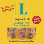 Langenscheidt - Frau-Deutsch, Deutsch-Frau