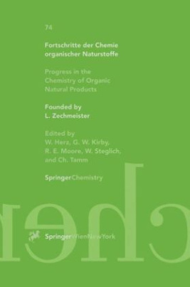 Fortschritte der Chemie organischer Naturstoffe / Progress in the Chemistry of Organic Natural Products. Bd.74