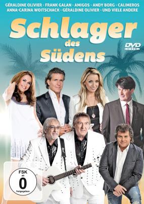 Schlager des Südens (DVD)