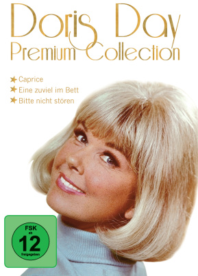 Doris Day Premium Collection (Prägedruck Box)