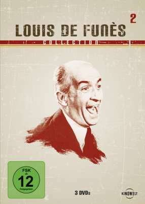 Louis de Funés: Collection 2