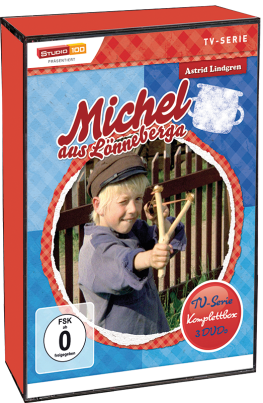 Michel aus Lönneberga - Komplettbox