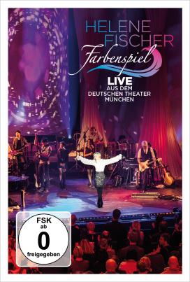 Helene Fischer - Farbenspiel-Live Aus München (DVD)