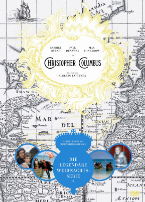 Christopher Columbus (TV-Serie), 2 DVDs