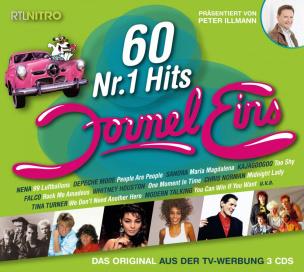 Formel Eins - 60 Nummer 1 Hits (Best of)