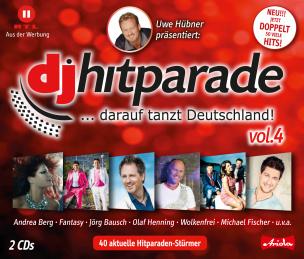 DJ Hitparade Vol. 4 (2 CDs)