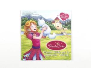 Princess Coralie und ihr schneeweißes Wölkchen