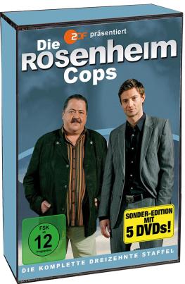 Rosenheim Cops - Die Komplette 13. Staffel
