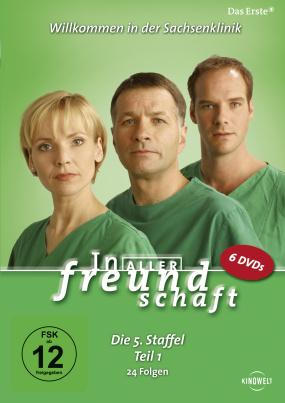 In aller Freundschaft / 5. Staffel - Teil 1