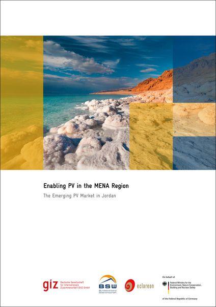 Enabling PV in the MENA region – The Emerging PV Market in Jordan