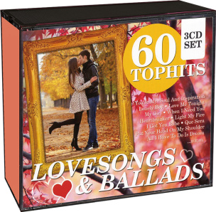 60 Top Hits - Lovesongs & Ballads