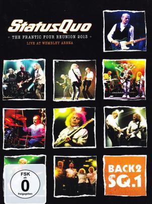 Back2 SQ.1 - Live At Wembley