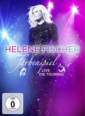 Farbenspiel Live - Die Tournee (Deluxe Edition mit 2 CDs + 1 DVD)
