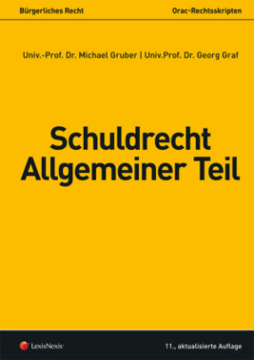 Schuldrecht Allgemeiner Teil (f. Österreich)