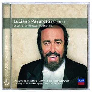 Luciano Pavarotti: Serenata (CC)