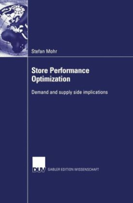 Store Performance Optimization
