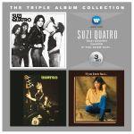 Suzi Quatro: The Triple Album Collection
