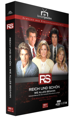 Reich und Schön - Box 4