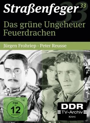 Das grüne Ungeheuer / Feuerdrachen (s24d)