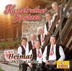 Heimat - Deine Lieder (Exklusiv Edition) mit 2 Bonustiteln + Mega-Fan-Aufkleber gratis