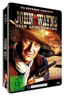 John Wayne - Sein Lebenswerk