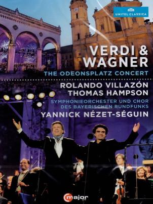Verdi & Wagner: The Odeonsplatz Concert