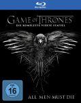 Game of Thrones - Die komplette 4. Staffel