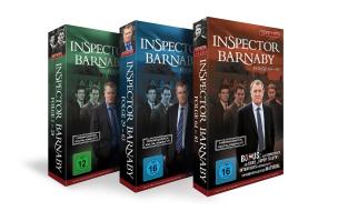 Inspector Barnaby - Die John Nettles-Gesamtbox