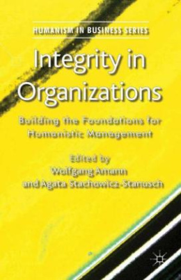 Integrity in Organizations