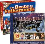 Weihnachten in den Bergen + Das Beste aus der Volksmusik