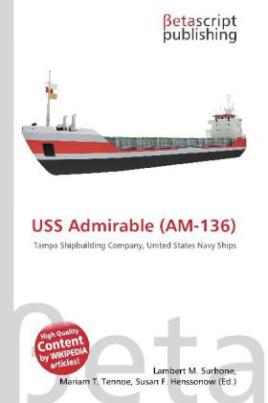 USS Admirable (AM-136)