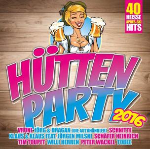 Hütten Party 2016