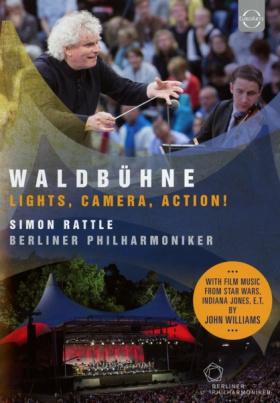 Waldbühne Berlin-Lights,Camera,Action!