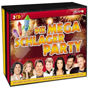 Die Mega Schlager Party