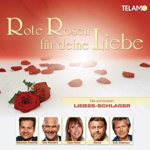 Rote Rosen für Deine Liebe