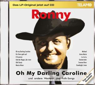 Das LP-Original jetzt auf CD: Oh My Darling Caroline